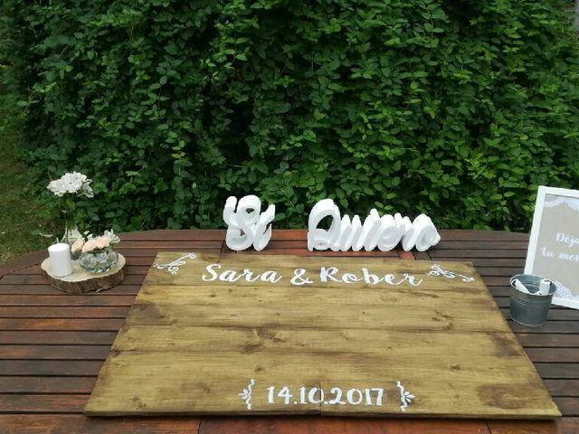 La boda de Roberto y Sara en Zaragoza, Zaragoza 8