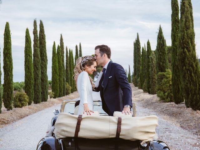 La boda de María José y Alejandro