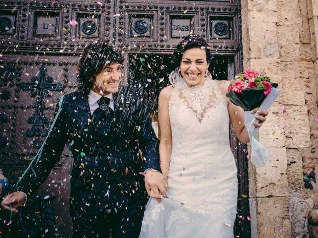 La boda de Almudena y Curro