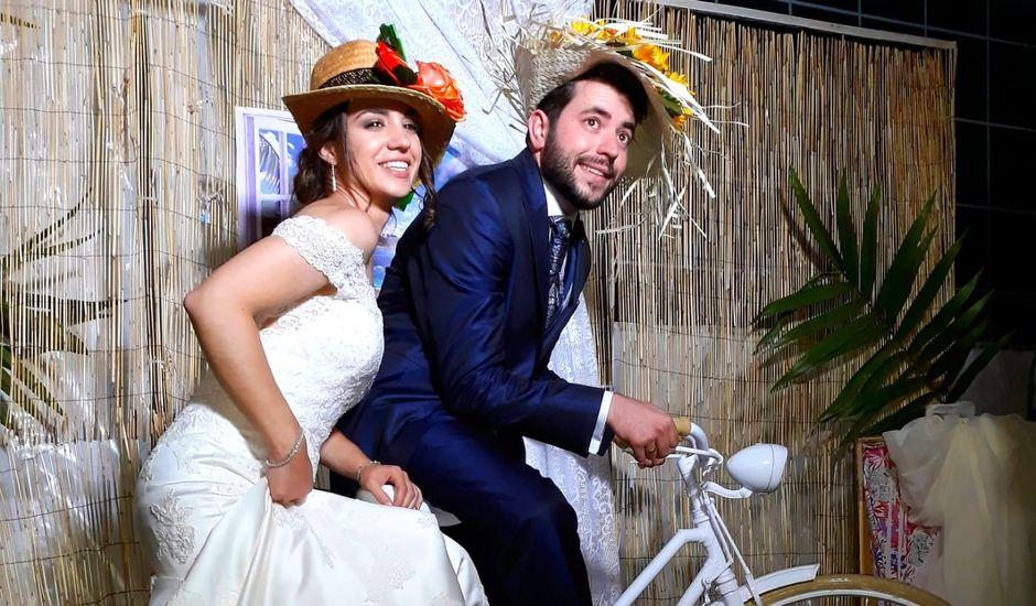 La boda de Carlos  y Rocio  en Badajoz, Badajoz