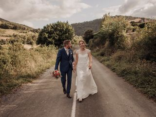 La boda de Delphine y Daniel