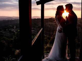 La boda de Alba y Kilian 1