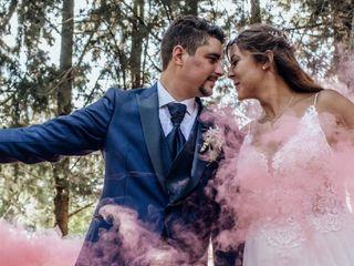 La boda de Alba y Kilian 2