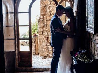La boda de Alba y Kilian 3