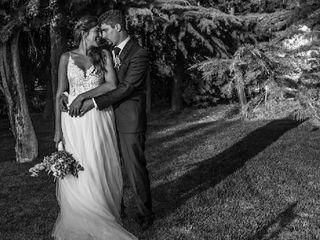 La boda de Alba y Kilian