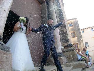 La boda de Alba Castelló Querol y Ricard Borràs Fatsini