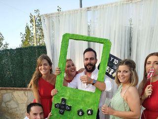 La boda de Alba Castelló Querol y Ricard Borràs Fatsini 3
