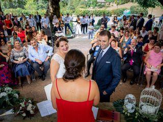 La boda de Aitziber y Hodei