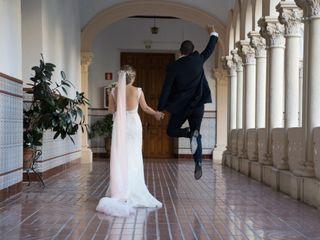 La boda de Adriana y Rafa