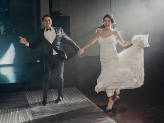 La boda de Flor y Mau