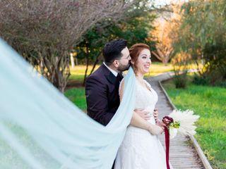 La boda de Jessica y Salvador