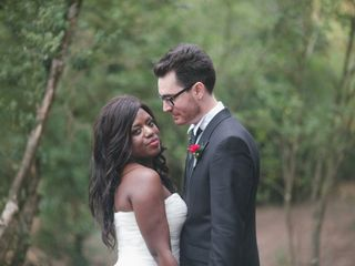 La boda de Makondy y Iván
