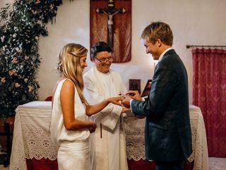 La boda de Rose y Tom