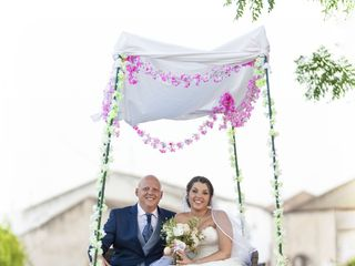La boda de Vicente y Mireilla 2