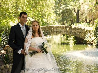 La boda de Miguel y Blanca