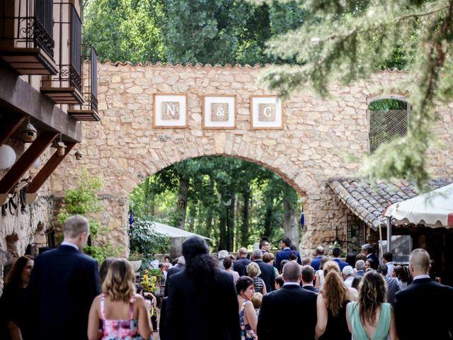 La boda de Carlos y Natalia en Molina De Aragon, Guadalajara 5
