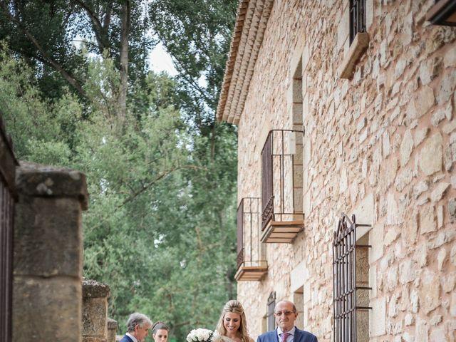 La boda de Carlos y Natalia en Molina De Aragon, Guadalajara 9