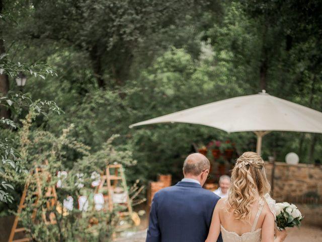 La boda de Carlos y Natalia en Molina De Aragon, Guadalajara 11