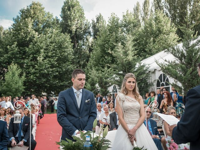 La boda de Carlos y Natalia en Molina De Aragon, Guadalajara 13