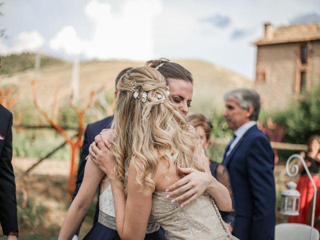 La boda de Carlos y Natalia en Molina De Aragon, Guadalajara 17