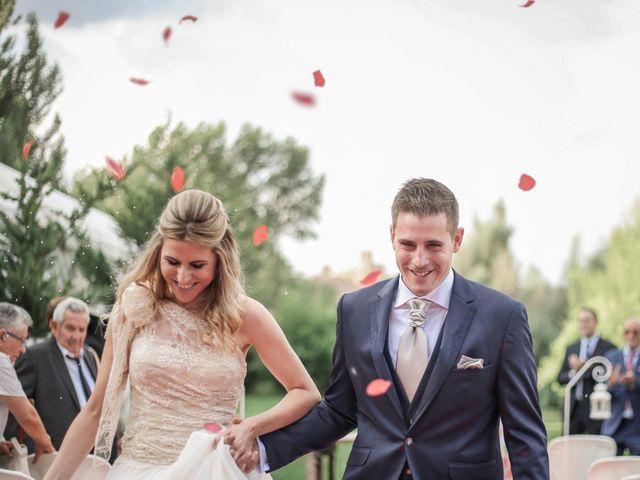 La boda de Carlos y Natalia en Molina De Aragon, Guadalajara 26