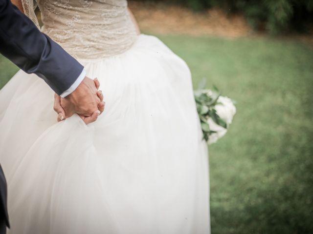 La boda de Carlos y Natalia en Molina De Aragon, Guadalajara 34
