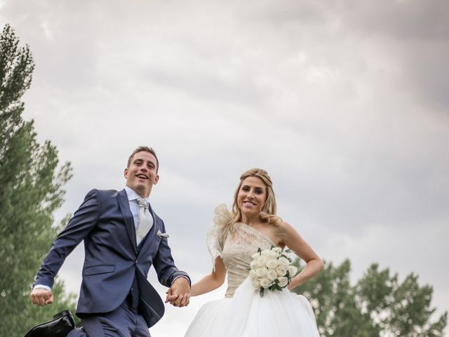 La boda de Carlos y Natalia en Molina De Aragon, Guadalajara 1
