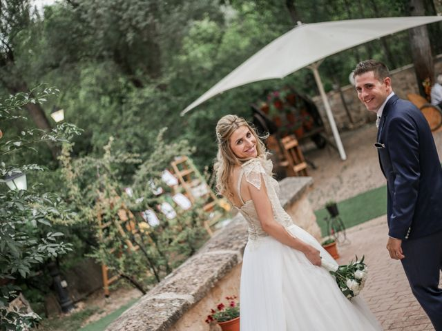 La boda de Carlos y Natalia en Molina De Aragon, Guadalajara 39