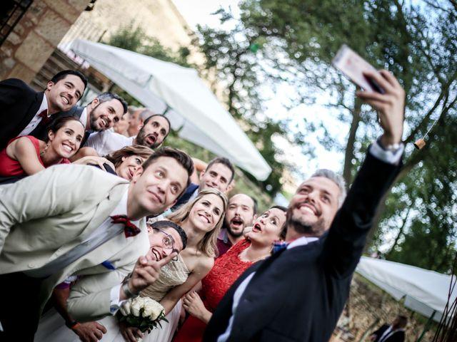 La boda de Carlos y Natalia en Molina De Aragon, Guadalajara 45