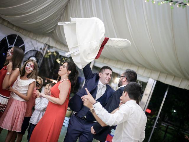 La boda de Carlos y Natalia en Molina De Aragon, Guadalajara 49
