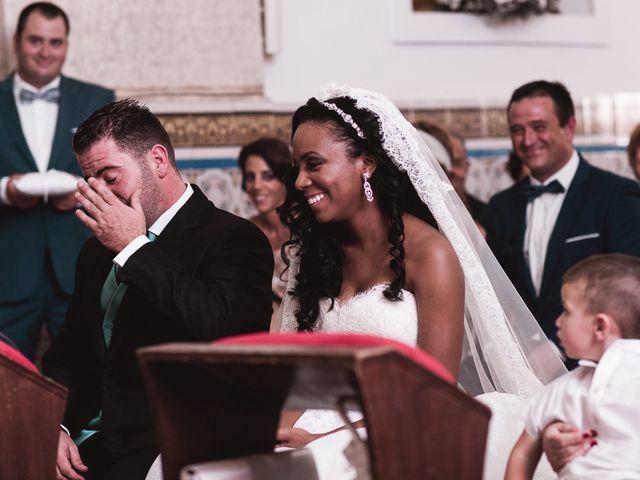 la boda de diego y yude en fuente del maestre, badajoz - bodas
