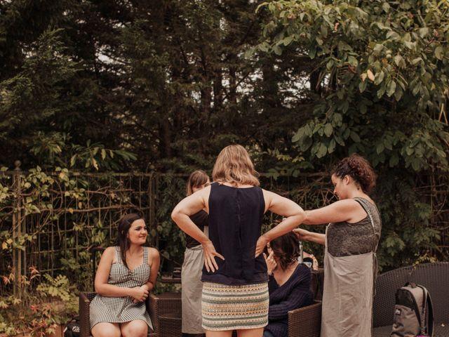 La boda de Daniel y Delphine en Quejana, Álava 14