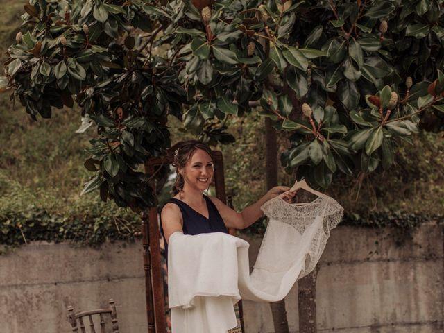 La boda de Daniel y Delphine en Quejana, Álava 26