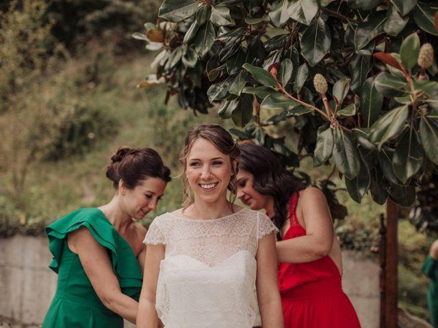 La boda de Daniel y Delphine en Quejana, Álava 27