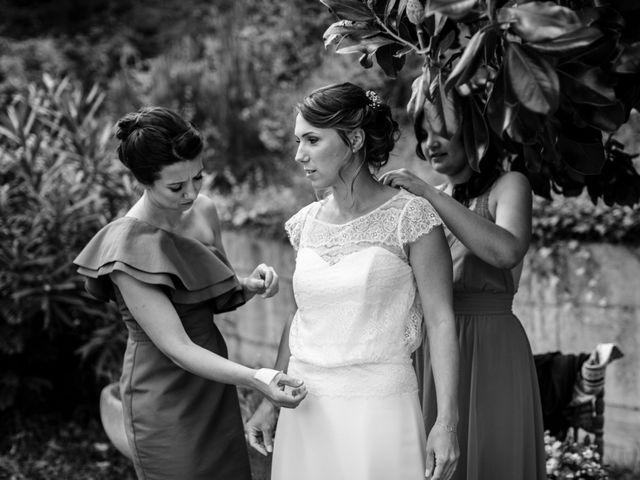 La boda de Daniel y Delphine en Quejana, Álava 29