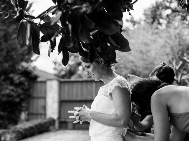 La boda de Daniel y Delphine en Quejana, Álava 30