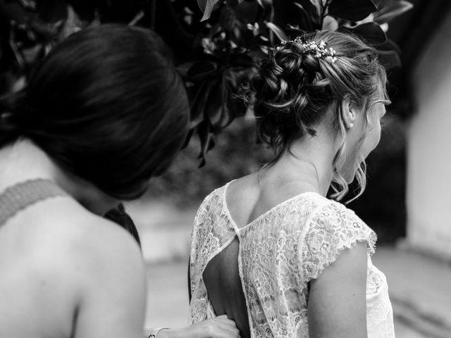 La boda de Daniel y Delphine en Quejana, Álava 31