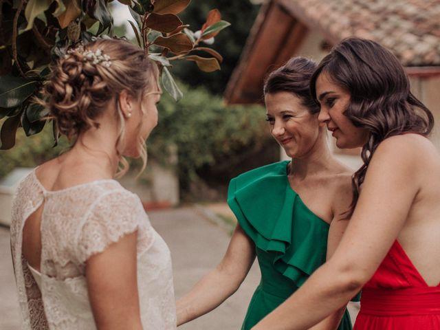 La boda de Daniel y Delphine en Quejana, Álava 32