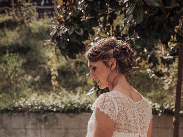 La boda de Daniel y Delphine en Quejana, Álava 34