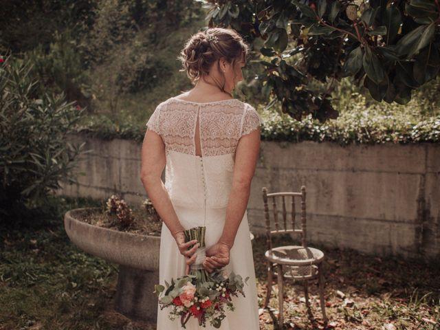 La boda de Daniel y Delphine en Quejana, Álava 36