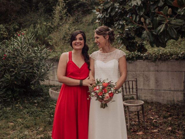 La boda de Daniel y Delphine en Quejana, Álava 39