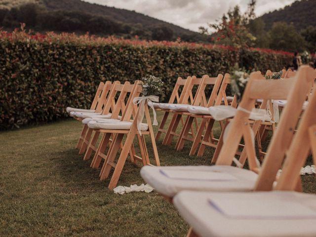 La boda de Daniel y Delphine en Quejana, Álava 45