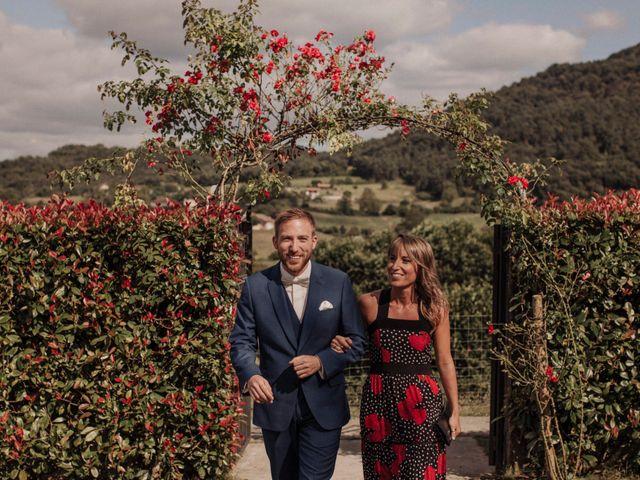 La boda de Daniel y Delphine en Quejana, Álava 51