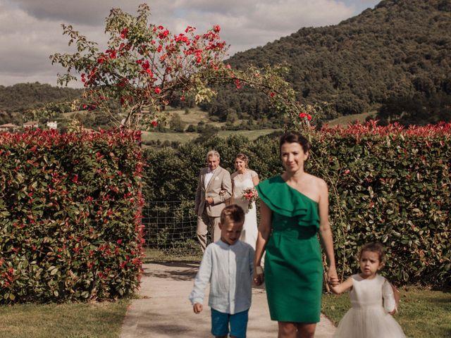 La boda de Daniel y Delphine en Quejana, Álava 52