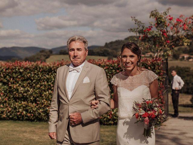 La boda de Daniel y Delphine en Quejana, Álava 53