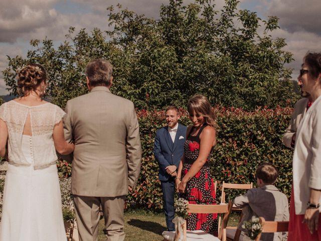 La boda de Daniel y Delphine en Quejana, Álava 55