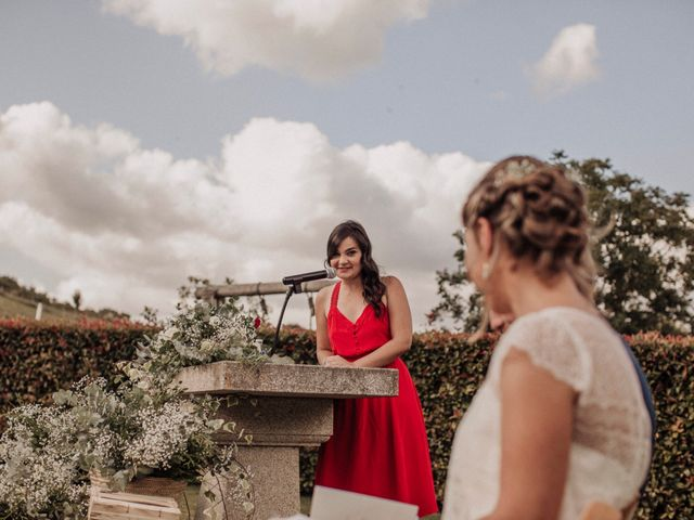 La boda de Daniel y Delphine en Quejana, Álava 61