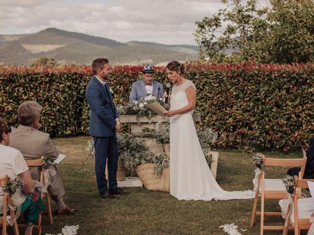 La boda de Daniel y Delphine en Quejana, Álava 62