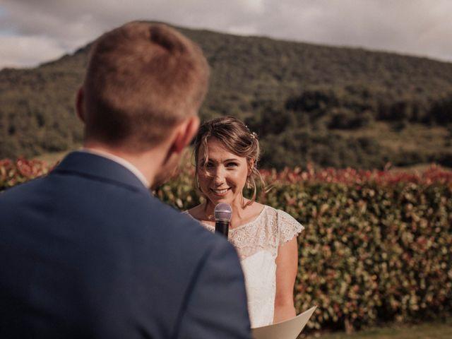 La boda de Daniel y Delphine en Quejana, Álava 63