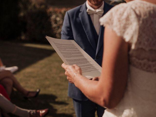 La boda de Daniel y Delphine en Quejana, Álava 64